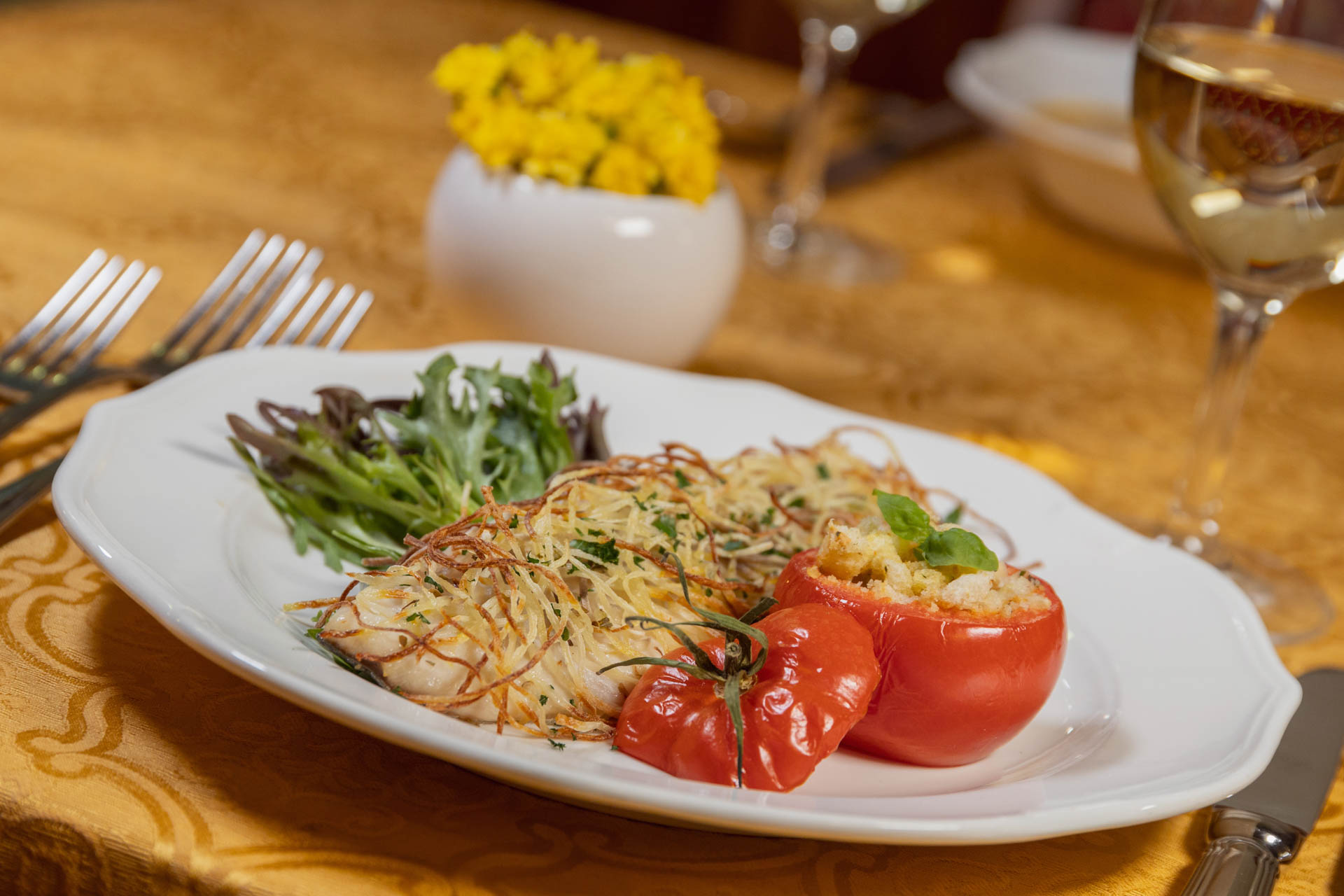 Hotel Miravalle Cucina Tipica