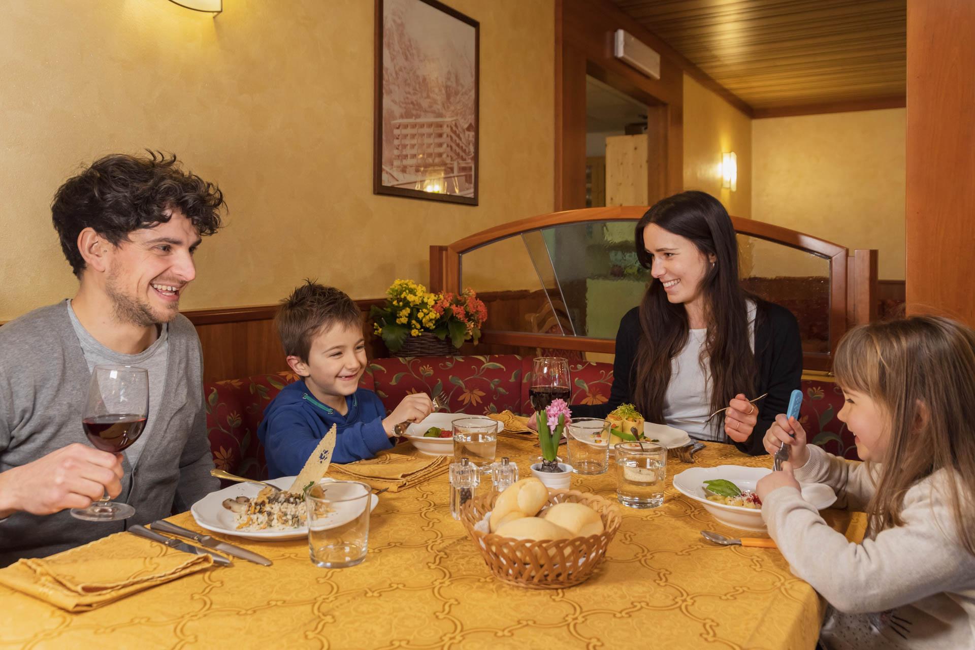 Comfort e Servizi Hotel Miravalle Ristorante