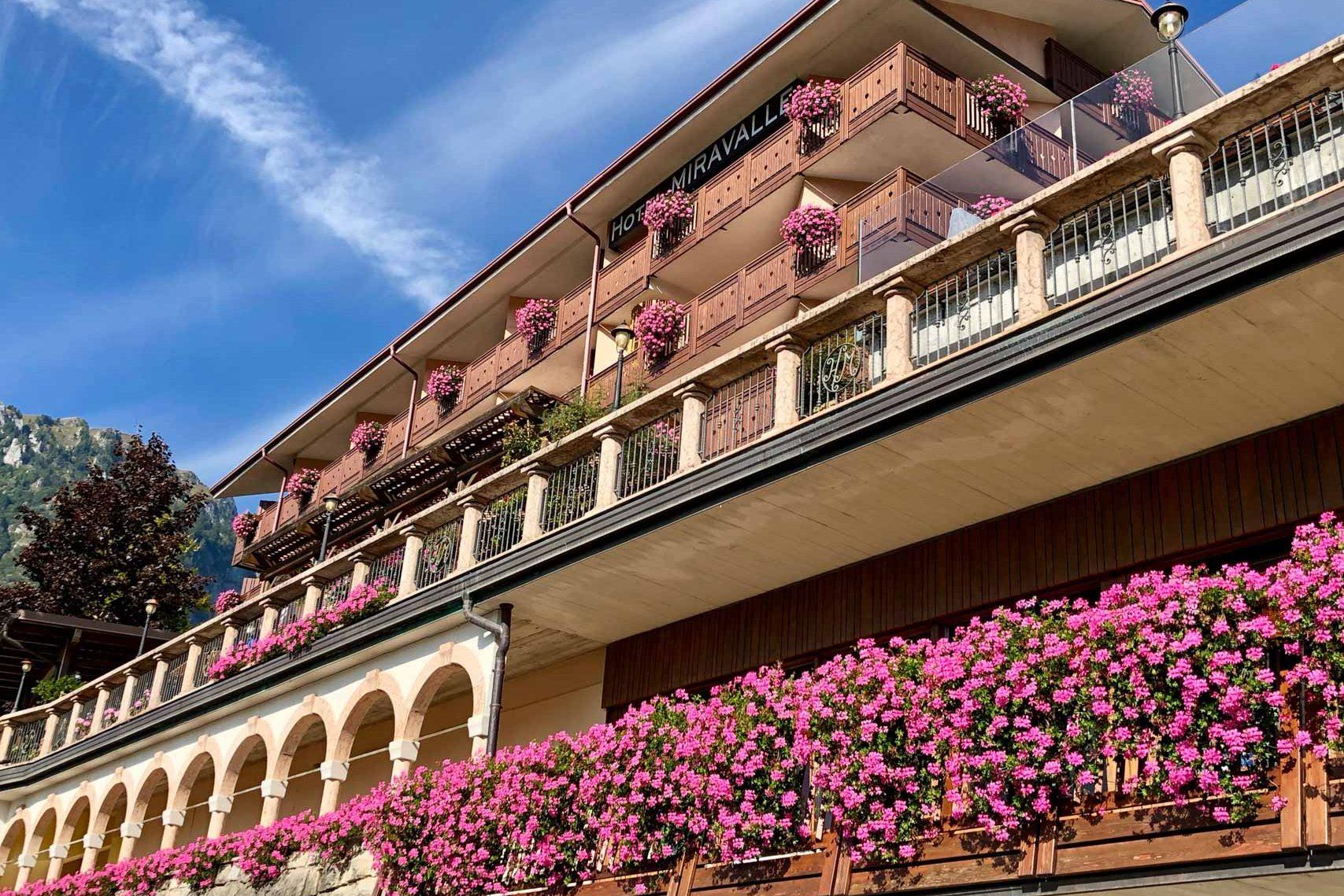 Hotel Miravalle San Lorenzo Dorsino